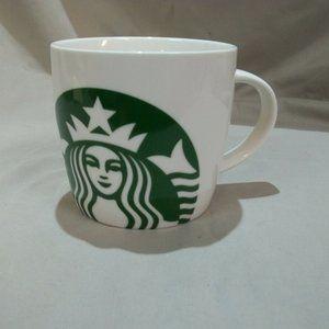 New Starbucks 14 fl oz/ 414ml mug 2016